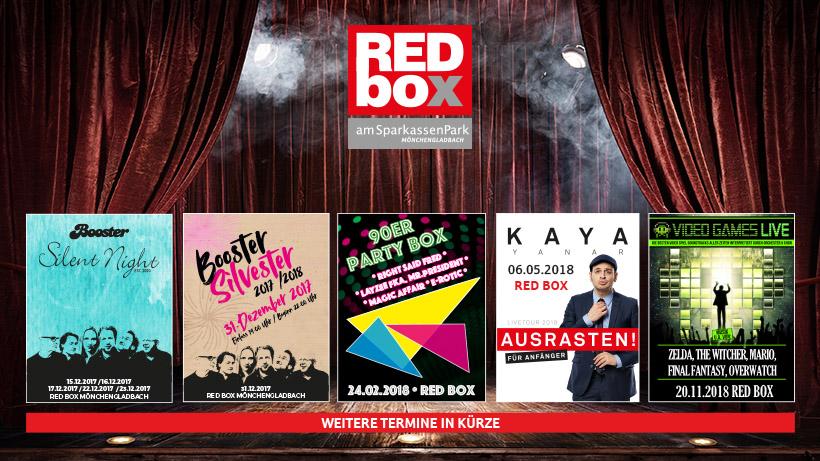 Red Box Die Neue Eventlocation Wwwrimapressde
